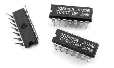 TC4019BP INTEGRATED CIRCUIT TOSHIBA