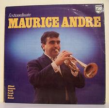 """33T Maurice ANDRE Disque LP 12"""" L'EXTRAORDINAIRE Trompette PHILIPS 6521004"""