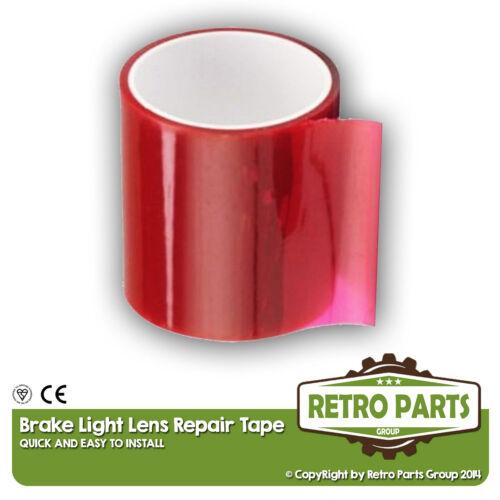 Brake Light Lens Repair Tape for Fiat Punto Red Rear Tail Lamp Fix