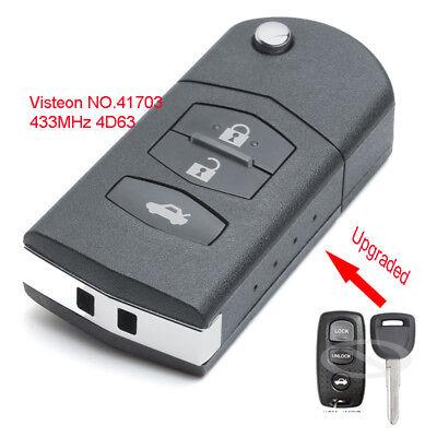 Car Key Fob Transmitter Alarm Remote Control for 1998-2015 Ford Explorer 3b