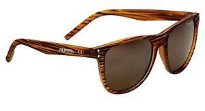 Alpina Ranom Sportbrille Lifestyle Sonnenbrille Schutz verspiegelt, transparent
