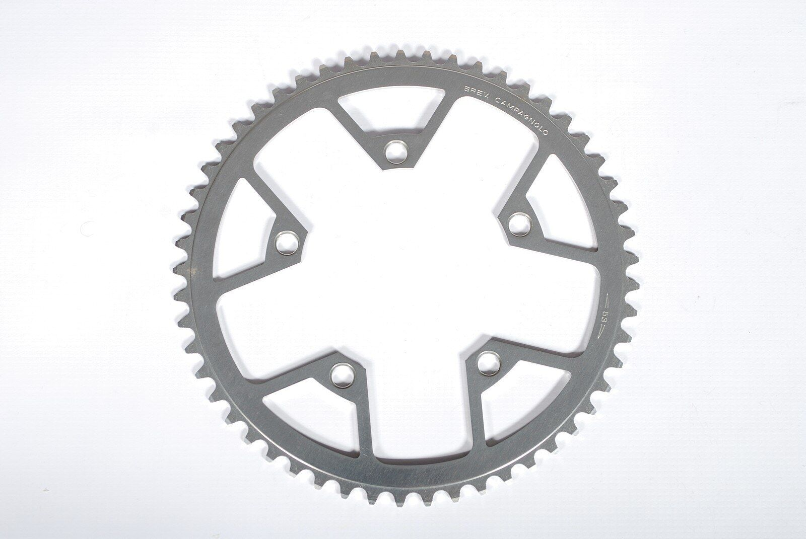 Campagnolo Bicycle Chainring 53T For Campagnolo Crankset 116 BCD 5 Bolt NOS