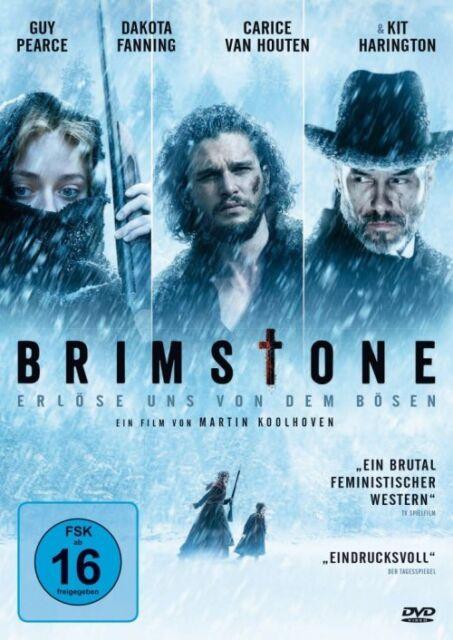 Brimstone - Erlöse uns von dem Bösen - DVD