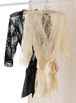 Hot Sexy Women's Lingerie Lace Mini Dress Nightwear Underwear Sleepwear+G-string