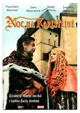 Night at Karlstein / Noc na Karlstejne 1973 Czech musical English subtitles DVD
