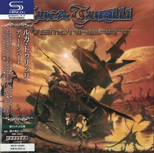 LUCA-TURILLI-Demonheart-Japan-Mini-LP-SHM-CD-2018-Rhapsody