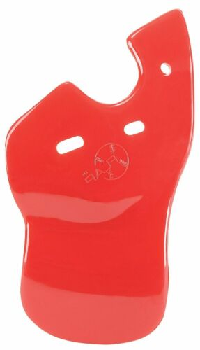 C Flap Batting Helmet FACE Protector GUARD Baseball Right Handed Batter RED