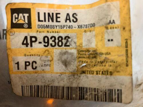 caterpillar 4P-9382 LINE AS
