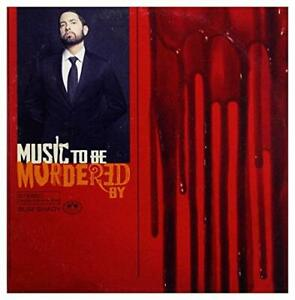 Music To Be Murdered By [Audio CD] Eminem New Sealed