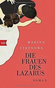 Die-Frauen-des-Lazarus-Roman-de-Stepnowa-Marina-Livre-etat-bon