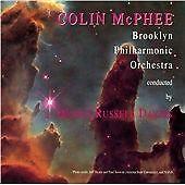 Colin McPhee - (1996)  CD Brooklyn Philharmonic Orchestra - Dennis Russell Davis