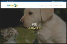 PET SUPPLIES Website Earn $362.16 A SALE|FREE Domain|FREE Hosting|FREE Traffic
