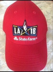 info for 861ab 9de2c Image is loading Los-Angeles-LA-NBA-All-Star-Game-Cap-