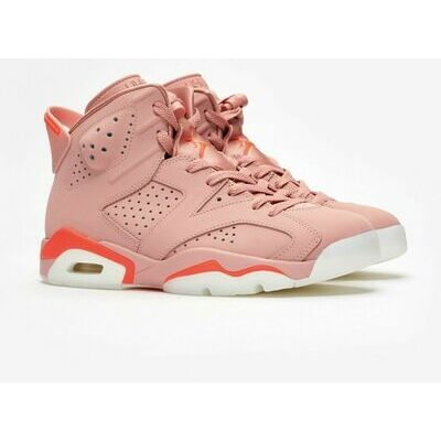 ALEALI  MAY x AIR JORDAN 6 ROSE MILLENNIAL-CI0550600 -2019 RELEASE-WMS-EU39/US8