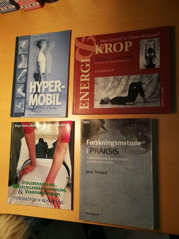 Psykomotorisk bøger og fodruller, Birgit Dines