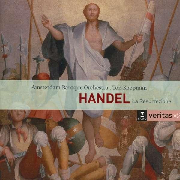 Ton Koopman - Handel: la Resurrezione Nuevo CD
