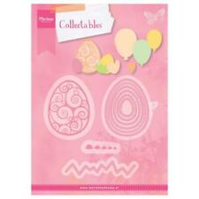 Marianne Design Collectables EASTER EGGS BALLOONS Cutting Embos Die COL1425