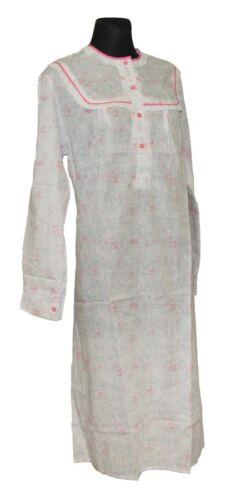 Nachtwäsche Nachthemd Damen Nachtgewand Nachtkleid