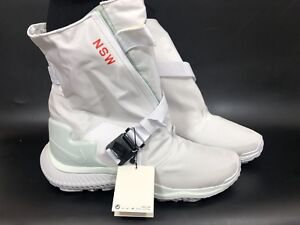 Nike 5 us10 5 Gaiter Womens 5 Nsw eur42 cm27 Size 100 White Aa0528 Uk8 Boot dFqv4qw