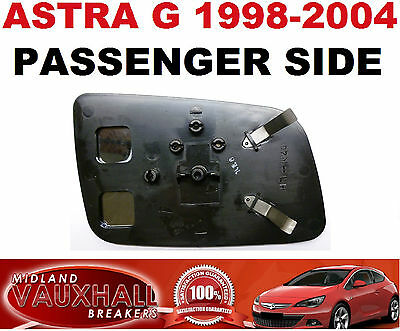 98-04 OPEL Astra G Mirror glass LEFT Driver Side