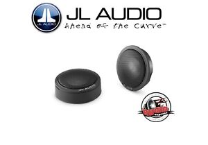 JL-Audio-c1-100ct-25-mm-Hochtoner-1-Paire-Tweeter-Avec-Frequence-Doux-voiture-voitures-camions