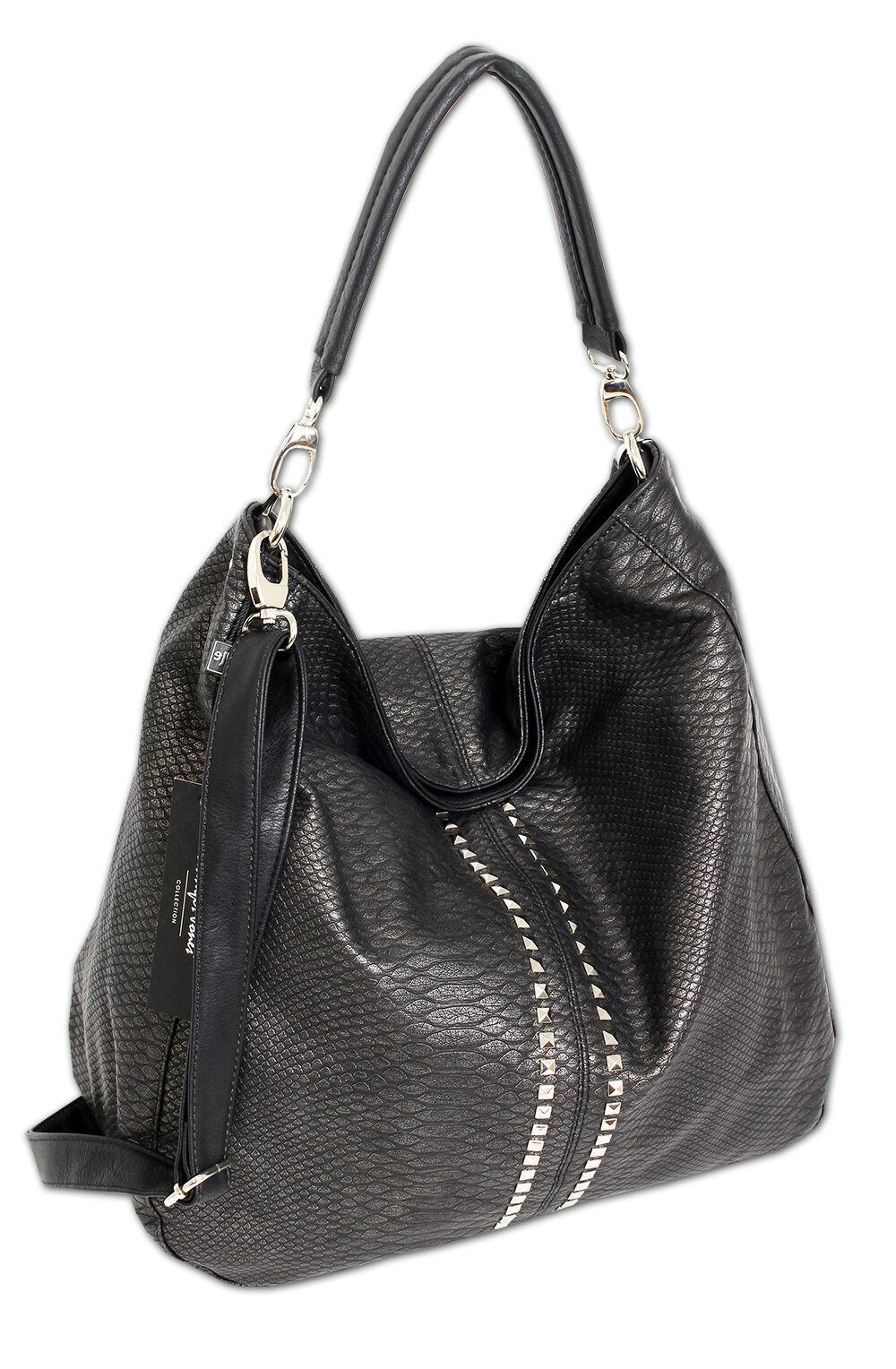 a27d223eb92d1 Tasche Damen Handtasche Schultertasche Umhängetasche Umhängetasche  Umhängetasche groß Hobo Bag für jeden Tag db32a9
