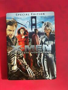 X-Men 3 - Der letzte Widerstand - Special Edition Steelbook - Ammersbek, Deutschland - X-Men 3 - Der letzte Widerstand - Special Edition Steelbook - Ammersbek, Deutschland
