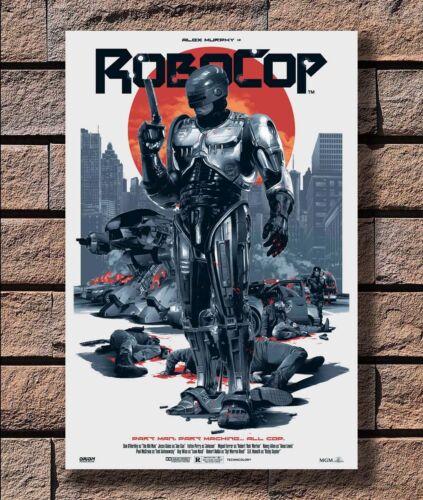 ZA1073 RoboCop Movie Poster Hot 40x27 36x24 18inch