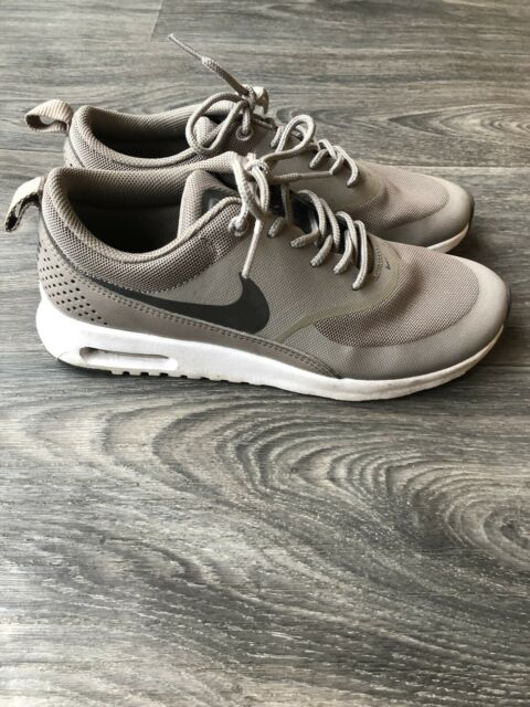 Nike Women's Air Max Thea Shoes Iron Dark Storm Size 7