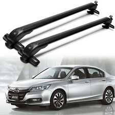 For 1998 2016 Honda Accord 2pcs Car Roof Rack Cross Bar Top Luggage Carrier
