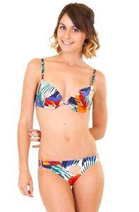 3984720e90ccdf huit sweet bamboo red carpet underwire padded air magic bikini top ...