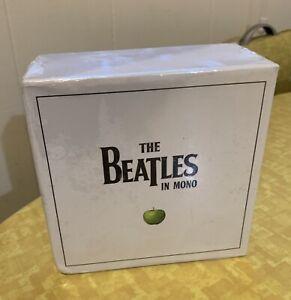 Beatles In Mono 13 Cd Box Set - Sealed!