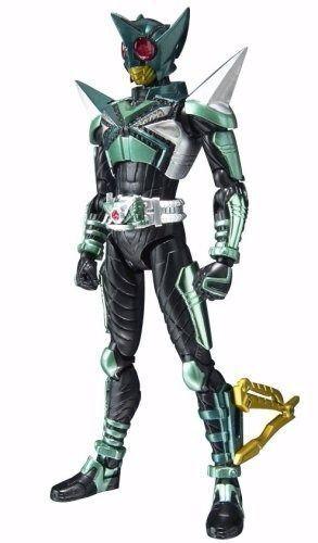 S.H.Figuarts Mascherato Kamen Rider Kabuto Calcio Tramoggia Action Figure