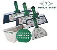 Usg Sheetrock 6 810 12 Pro Drywall Taping Knife 12 Usg Pan Grip