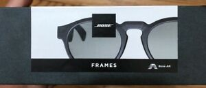 Bose-Frames-Rondo-Audio-Sunglasses-Black-SEALED