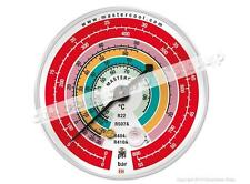 Manometer Mastercool gauge EH, 63mm, R410a R404a R507a R22