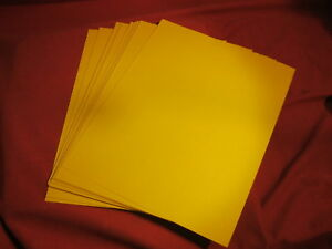 perforated ticket paper 65lb galaxy gold smooth printable 25 sheets