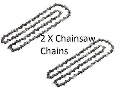 2 X de la Motosierra de cadenas para Hitachi cs33ea cs33eb cs33et cs35b cs350b 12 Pulgadas 30cm 45 Lk