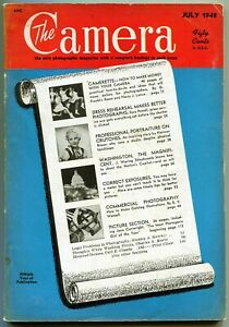 Vintage-July-1948-039-The-Camera-039-Magazine-0-50-Commercial-Photography