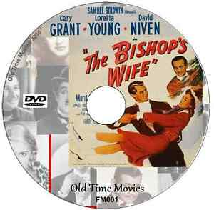 The-Bishop-039-s-Wife-Cary-Grant-Loretta-Young-amp-David-Niven-Film-DVD-1947