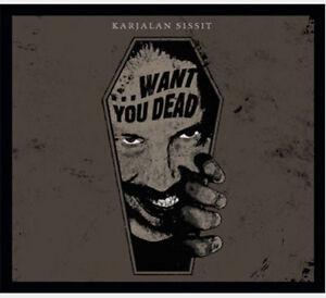 KARJALAN-SISSIT-Want-You-Dead-CD-Triarii-Von-Thronstahl-Neofolk