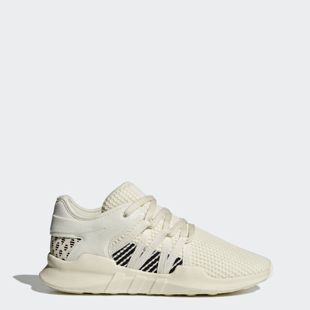 detailed look 0e325 cfa3d Adidas Originals Women Eqt Racing Adv W Off White Black Running Gym Shoes  BY9799