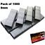 1000pc-8-mm-Agrafes-Agrafeuse-Pack-de-1000-Garnitures-B3772 miniature 1