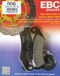 EBC-FA143-Brake-Pads-Rear-Honda-VFR750-RC30-RVF400-NC35-VFR400-NC30