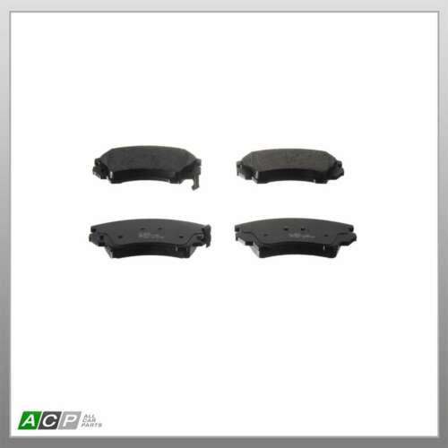 research.unir.net Brake Pads Car Brakes & Brake Parts Fits Opel ...