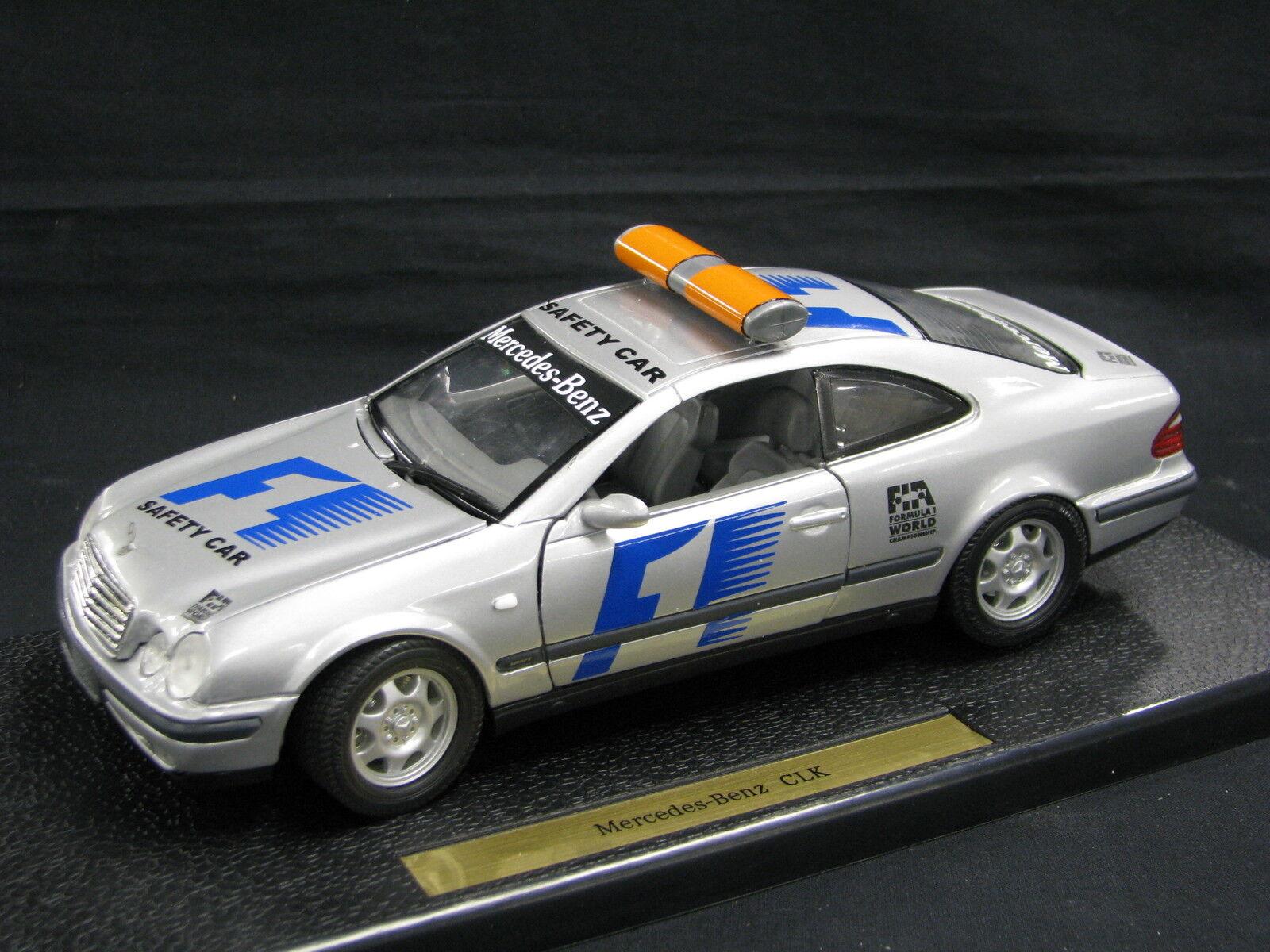 Anson  Mercedes-Benz CLK 1 18 Formula 1 Safety voiture (JS)  grande remise