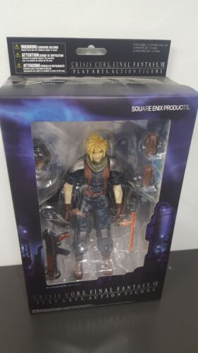 Final Fantasy VII: CRISIS CORE Square Enix Play Arts Cloud Strife Figurine