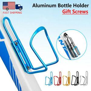 Water Bottle Cage 2PCS MTB Road Bike Drink Cup Cages Holder Aluminum//Plastic