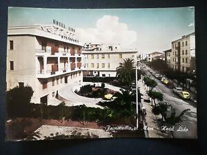 FRANCAVILLA AL MARE - HOTEL LIDO - CHIETI - VIAGGIATA 1962 - 2505