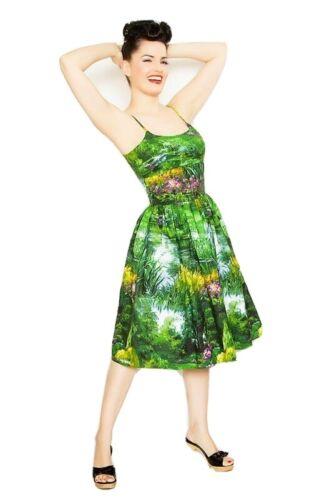 Bernie Dexter Lush Landscape Chelsea Dress XXL 2x